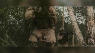 Порно с сюжетом про военных